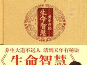 《黄帝内经 生命智慧》曲黎敏 PDF电子书 扫描版 网盘免费下载