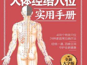 《人体经络穴位实用手册》程海英_文字版_pdf电子书_网盘免费下载