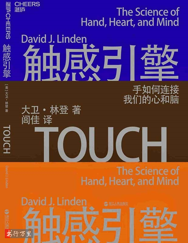 大卫·林登《触感引擎:手如何连接我们的心和脑》 文字版_PDF电子书_网盘免费下载
