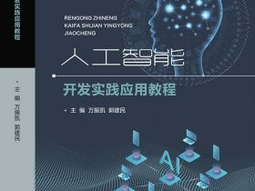 《人工智能开发实践应用教程》万振凯 PDF电子书 文字版 网盘免费下载