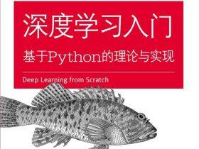《深度学习入门:基于Python的理论与实现 》斋藤康毅_文字版_pdf电子书_网盘免费下载