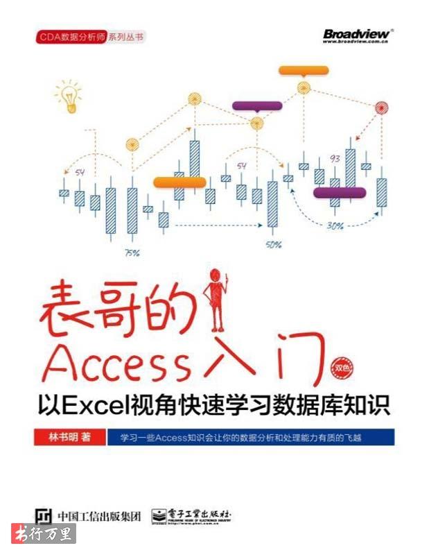 《表哥的Access入门:以Excel视角快速学习数据库知识》林书明_文字版_pdf电子书_网盘免费下载