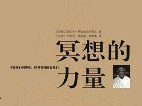 《冥想的力量》斯瓦米•阿迪斯瓦阿南达_优胜美地瑜伽系列_文字版_pdf电子书_免费下载